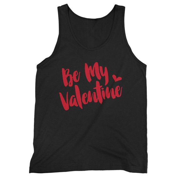 Be My Valentine Tank Top SR12J0