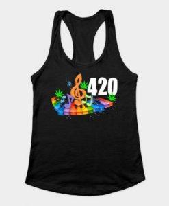 420 weed tanktop FD22F0