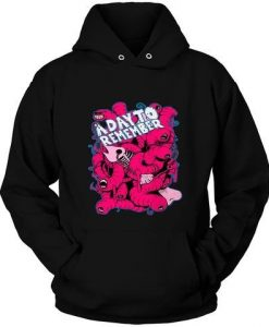 A DAY TO REMEMBER Hoodie FD10F0
