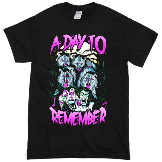 A Day To Remember Tshirt Fd22F0