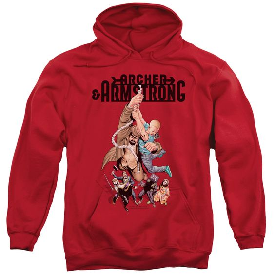Archer & Armstrong Hoodie FD10F0