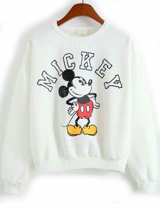 Mickey Sweatshirt SP14A0