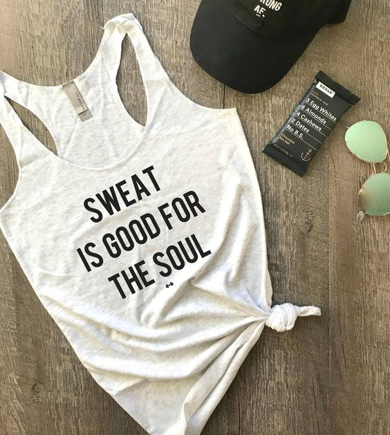 Sweat is Good for the Soul Tanktop FY29JL0