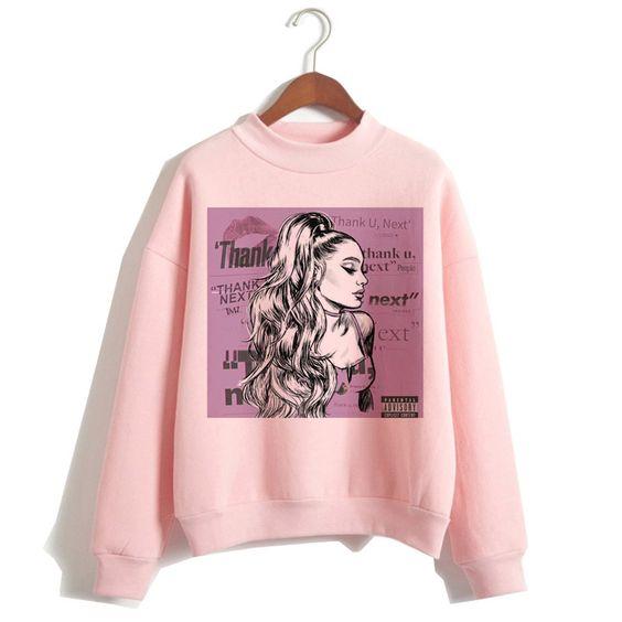 Ariana Grande Sweatshirt YN20AG0