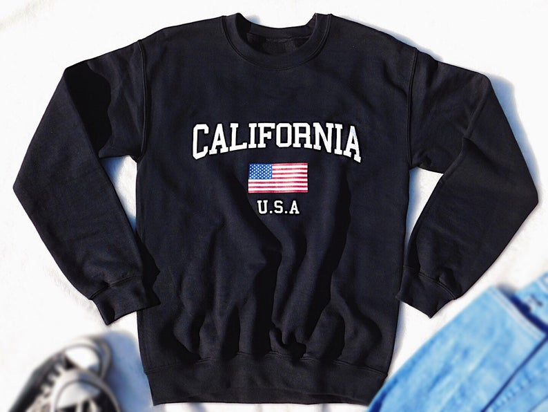 California State Sweatshirt YT13AG0