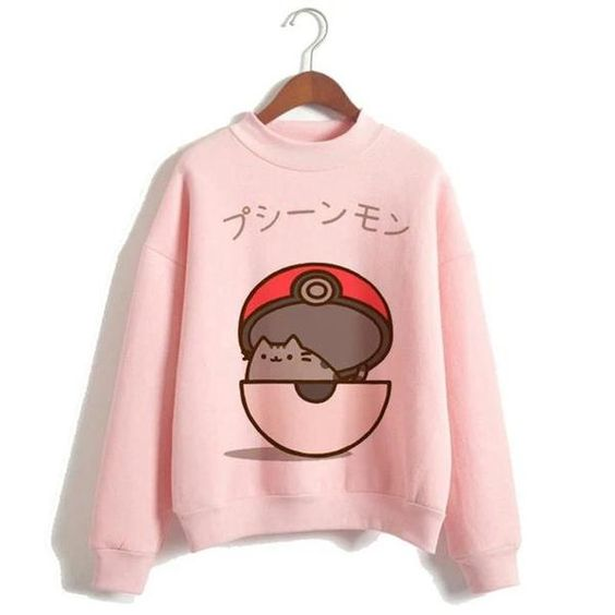 Cartoon Cute Sweatshirt YT13AG0