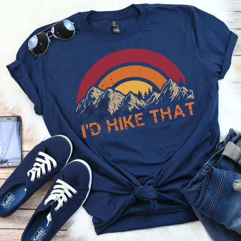 I'd Hike That Shirt FD7AG0