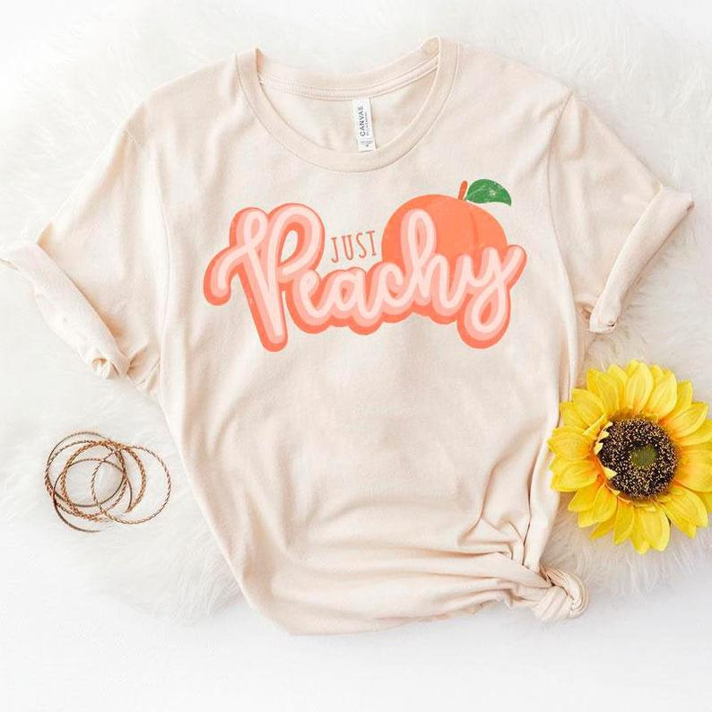 Just Peachy T-shirt FD7AG0