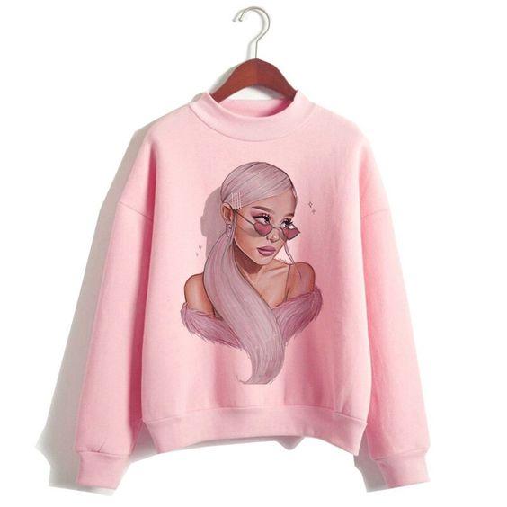 Stuff Ariana Grande Sweatshirt YN20AG0