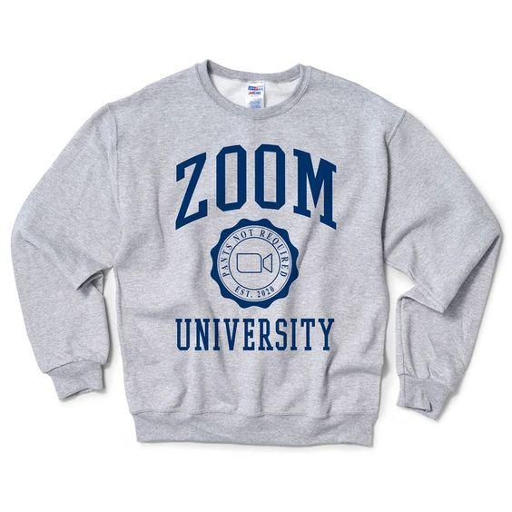 Zoom University Sweatshirt YN20AG0
