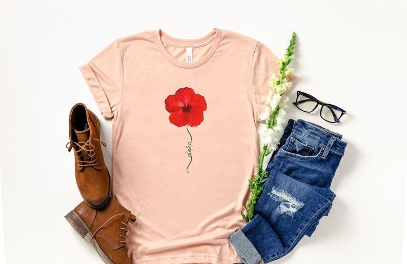 Aloha shirt ZL1S0