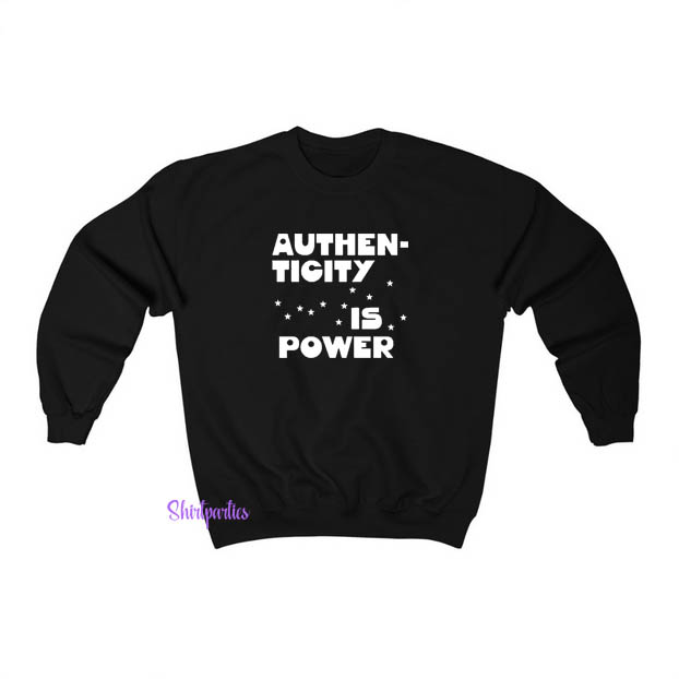 Authenticity Sweatshirt ED23JN1