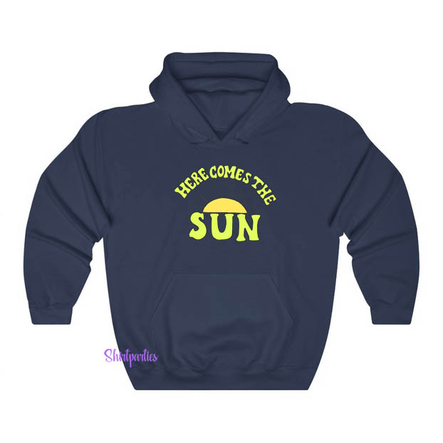 Here Come The Sun Summer Hoodie ED25JN1