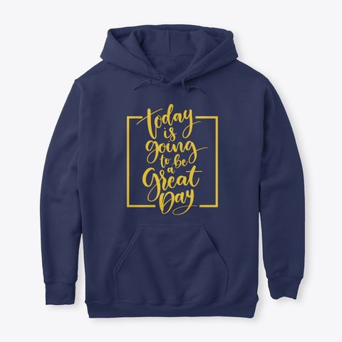 Great day Hoodie SR23F1