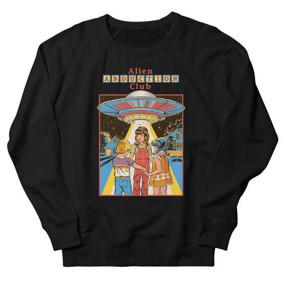 Alien Abduction Club Sweatshirt AG3MA1