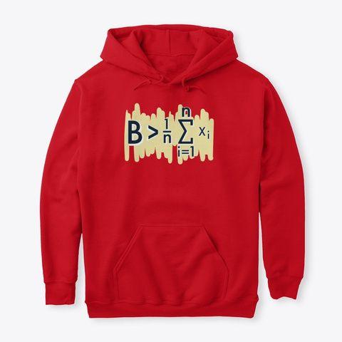 Be Greater Hoodie DK27MA1