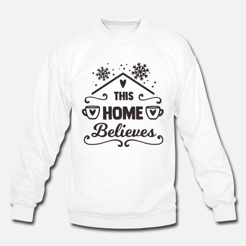 Home Believes Sweatshirt SD21M1